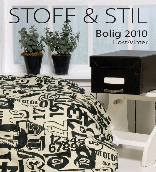 Stoff & Stil Bolighøsten 2010